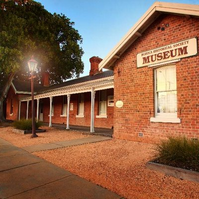 Link To Echuca Historical Society Museum Website